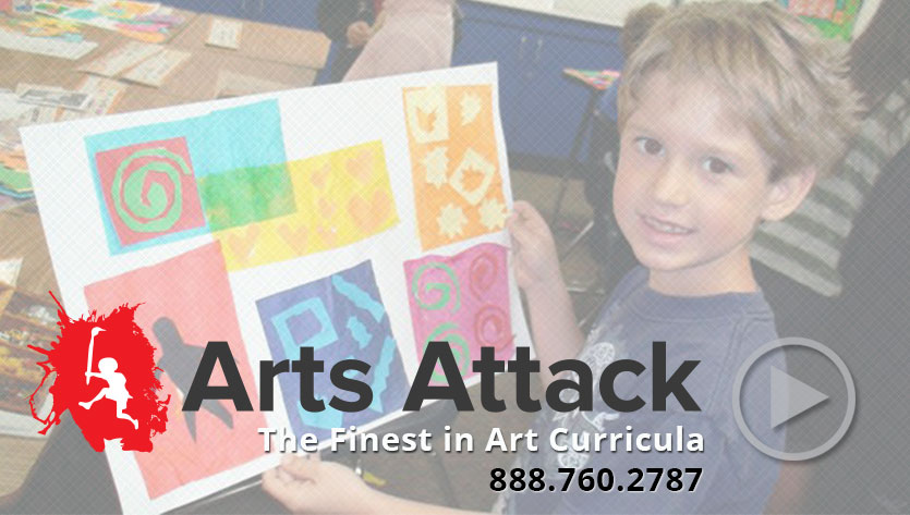 Arts Attack Promotional Video