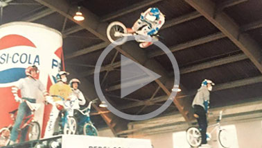 Arts Attack Promotional Video BMX Freestyler Mountain Dew Trick Team
