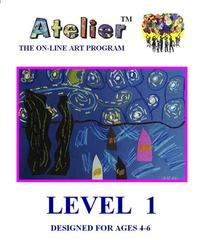 Atelier DVD - Level 1 (ages 4-6)