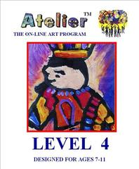 Atelier DVD - Level 4 (ages 7-11)